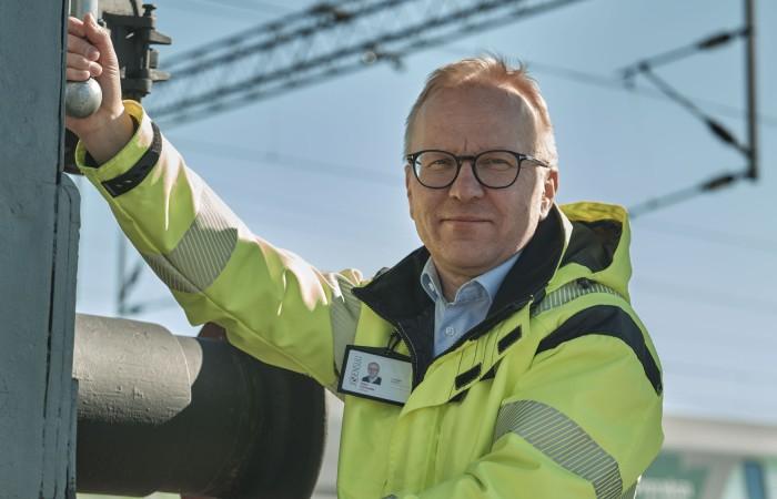 Kaupungininsinööri Tero Toivanen